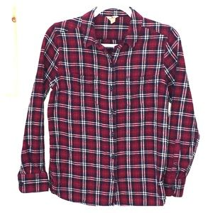 Woolrich Plaid Flannel